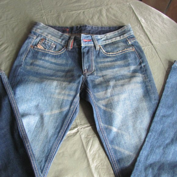 Diesel Denim Jeans Italy Size 26